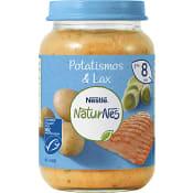 Potatismos & Lax Från 8m 190g NaturNes