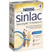 Specialgröt Sinlac Från 4m Laktosfri 500g Nestle