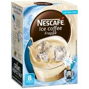 Snabbkaffe Ice Coffe Laktosfri 8-p Nescafe