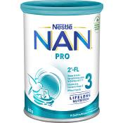 Mjölkersättning Nan Pro 3 12 mån 800g Nestle