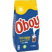 Chokladdryckspulver mindre socker 500g Oboy