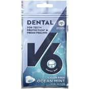 Tuggummi Dental dual action Ocean mint 30g V6