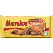 Chokladkaka Pepparkaka 185g Marabou