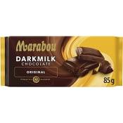 Chokladkaka Dark Milk Original 85g Marabou