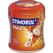 Tuggummi Max Frost mandarin Sockerfri 80g Stimerol