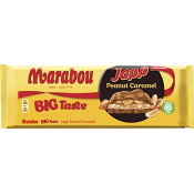 Choklad Big taste Japp Peanut caramel 276g Marabou
