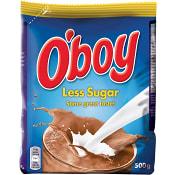 Chokladdryck Less Sugar 500g O´boy