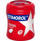 Tuggummi Burk Sockerfri 70-p Stimorol