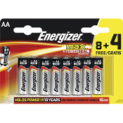 Batteri Max AA 12-p Energizer