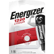 Knappcell 3V CR1220 1-p Energizer