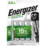 Batteri ECO Laddbara AA Energizer