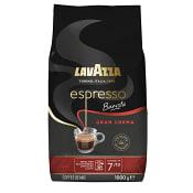 Gran Crema Espresso Hela bönor 1kg Lavazza