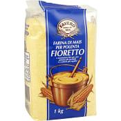 Majsmjöl Polenta Finmalen 1kg Favero