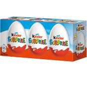 Kinder Surpriseägg 3-p 60g Ferrero