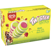 Glass Mini Twister 8-pack GB Glace