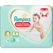Byxblöjor 9-15kg 32-p Pampers