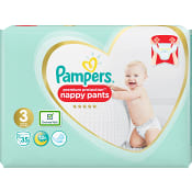 Byxblöjor 6-11kg Pampers