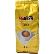 Kaffe, Hela bönor, Espresso ORO, 500g, Molinari