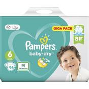 Blöjor Baby dry Strl 6 13-18kg Pampers
