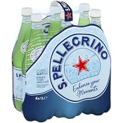 Vatten Kolsyrad 1l 6-p San Pellegrino