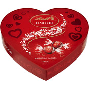 Choklad hjärta 200gr Lindt