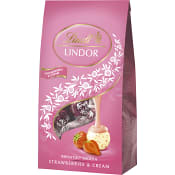 Lindor Strawberries & cream 137g Lindt