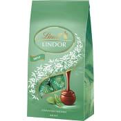 Chokladpåse Lindor Mint 137g Lindt