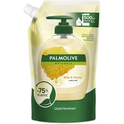 Milk & honey Refill Flytande handtvål 500ml Palmolive