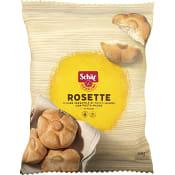 Rosette småbröd Glutenfri Fryst 6-p 350g Schär