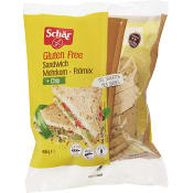 Sandwich Frömix Chia Glutenfri 400g Schär