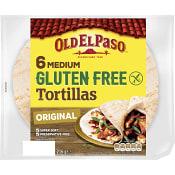 Tacobrd Tortilla Glutenfri 6-p Old el Paso