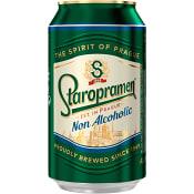 Öl pilsner Alkoholfri 33cl Staropramen