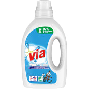 Tvättmedel Flytande 1l Miljömärkt Via