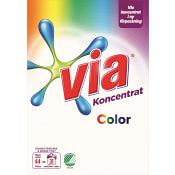 Tvättmedel Färg 1,65kg  Miljömärkt Via