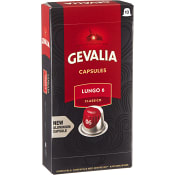 Kaffekapslar Lungo 6 10-p Gevalia
