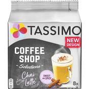 Kaffekapslar Chai Latte 8-p Tassimo