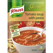 Tomatsoppa med pasta 3 portioner 7,5dl Knorr