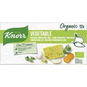Buljong Grönsak Ekologisk 12-p Knorr