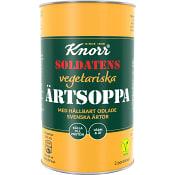 Vegetarisk Ärtsoppa 530g Knorr