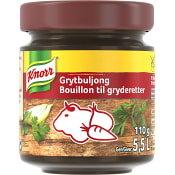 Buljongpulver Gryta 110g Knorr