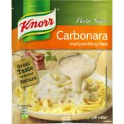 Pastasås Carbonara med persilja & örter 27g Knorr