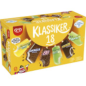 Glass Klassikerlåda 18-pack GB Glace