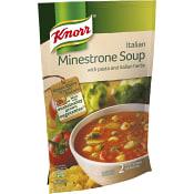 Italiensk Minestronesoppa 2 portioner 570ml Knorr