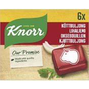 Buljong Kött 6-p Knorr