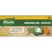 Grönsaksbuljong 12-p 6l Knorr