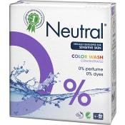 Neutral color wash ica