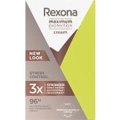 Maximum protection deoderant Stress control 45ml Rexona