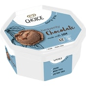 Glass Heavenly Choklad Vegansk 750ml Laktosfri Choice