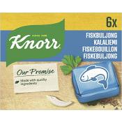 Buljong Fisk 6-p Knorr