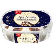 Glass Triple chocolate 900ml GB Glace